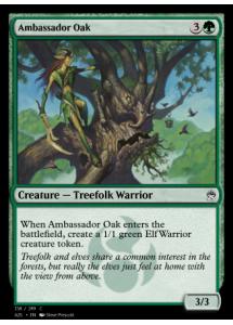 Ambassador Oak
