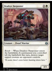 Deadeye Harpooner