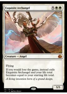 Exquisite Archangel