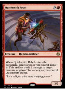 Quicksmith Rebel