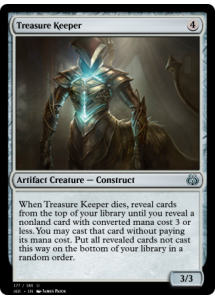 Treasure Keeper
