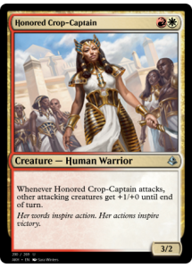 Honored Crop-Captain