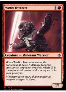 Warfire Javelineer