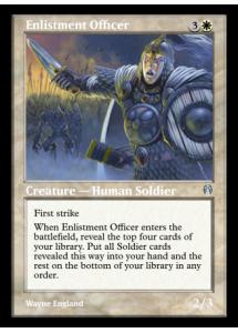 Enlistment Officer