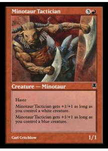 Minotaur Tactician