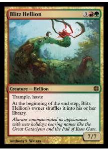 Blitz Hellion