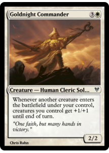 Goldnight Commander