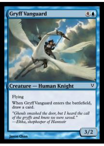 Gryff Vanguard