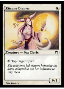 Kitsune Diviner