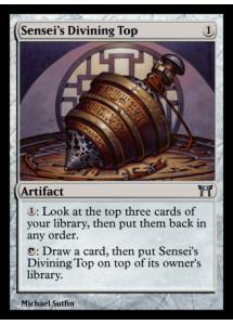 Sensei's Divining Top