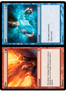 Fire/Ice
