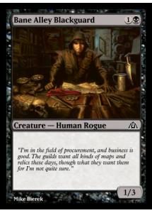 Bane Alley Blackguard