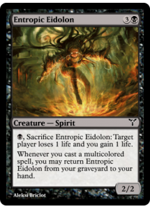 Entropic Eidolon