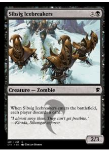 Sibsig Icebreakers