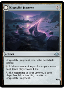 Cryptolith Fragment