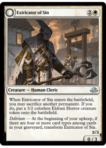 Extricator of Sin