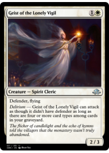 Geist of the Lonely Vigil