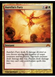 Aurelia's Fury