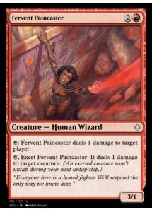 Fervent Paincaster