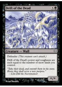 Drift of the Dead