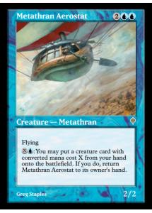 Metathran Aerostat