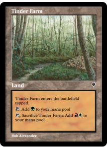 Tinder Farm