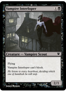 Vampire Interloper