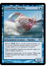 Crystalline Nautilus
