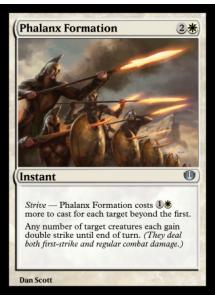 Phalanx Formation