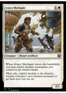 Aviary Mechanic