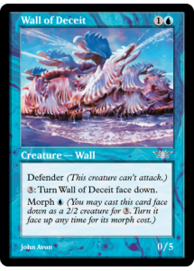 Wall of Deceit