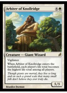 Arbiter of Knollridge