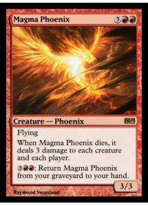 Magma Phoenix