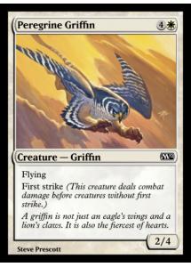 Peregrine Griffin