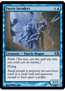 Faerie Invaders