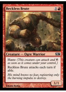 Reckless Brute