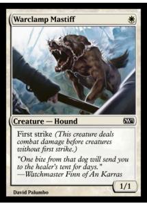 Warclamp Mastiff