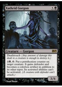 Xathrid Gorgon