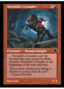 Varchild's Crusader