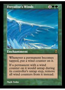 Freyalise's Winds