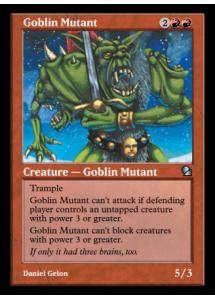 Goblin Mutant