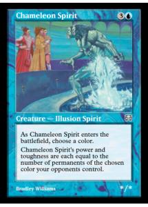 Chameleon Spirit