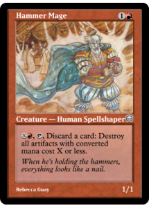 Hammer Mage