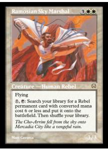 Ramosian Sky Marshal