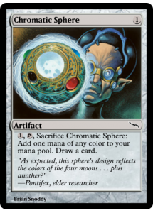 Chromatic Sphere