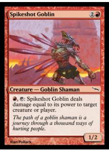 Spikeshot Goblin