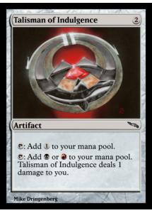 Talisman of Indulgence
