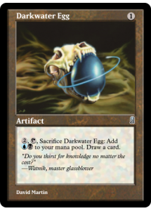 Darkwater Egg