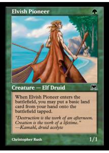 Elvish Pioneer
