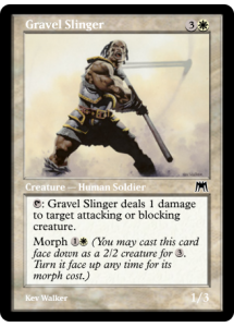 Gravel Slinger